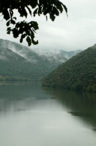 Bluestone Lake in southern West Virginia Photo courtesy of Debbie Smith