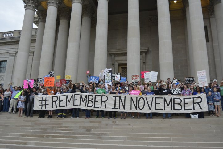 WV session Remember in November by Catherine Moore