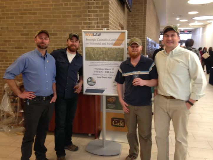 VA Hemp members at WVU