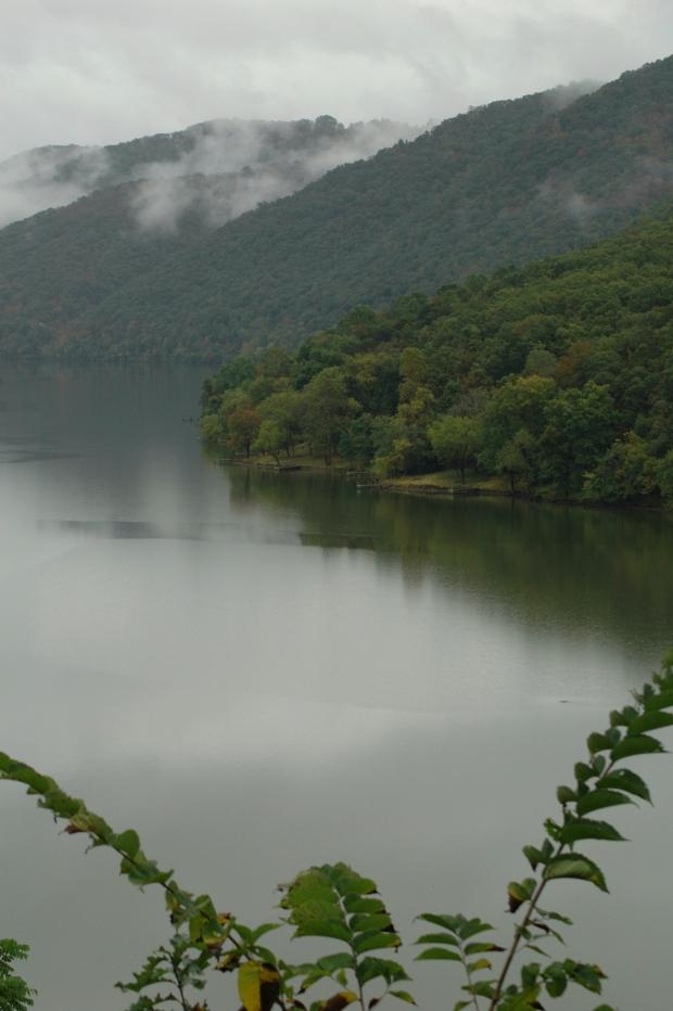 bluestone-lake