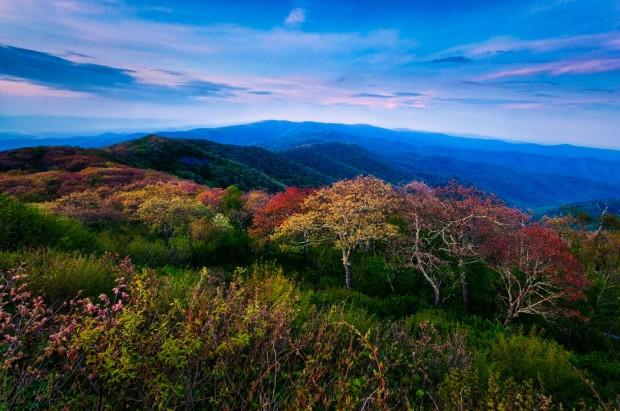Shenandoah Mountain