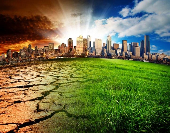 City Climate Change NASA