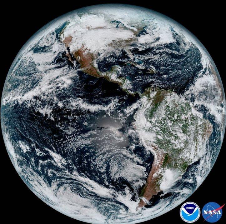 Earth 2 NASA