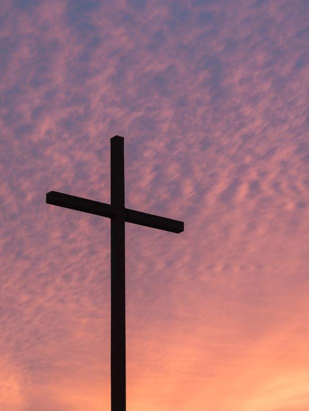 Cross by Aaron Burden