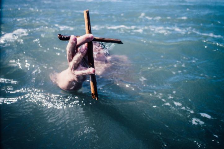 Cross by Tim Marshall