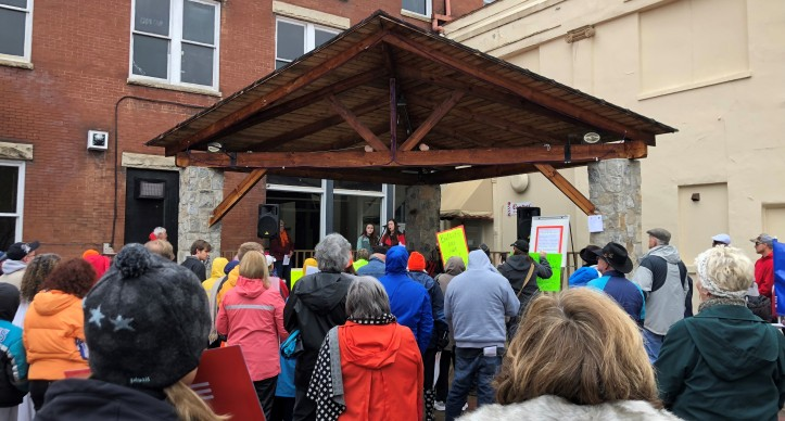 March For Our Lives Lenoir NC