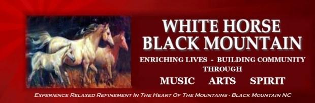White Horse Banner 938 b