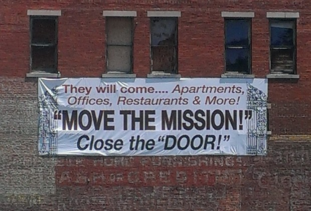 Move the Mission